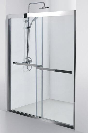 Душевая дверь Aquanet Delta NPD6122 120, прозрачное стекло