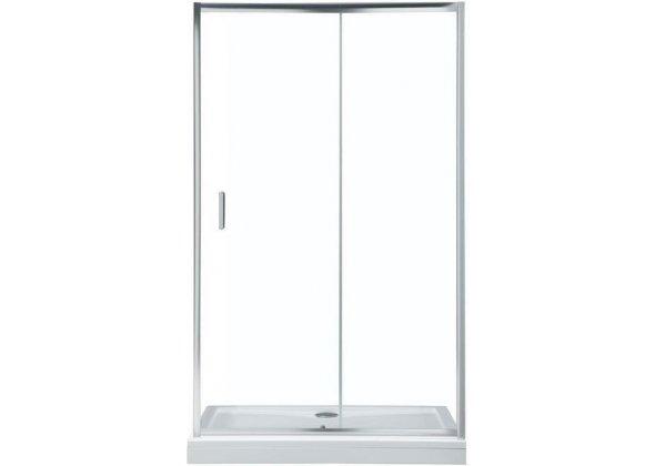 Душевая дверь Aquanet SD-1300A 130, прозрачное стекло