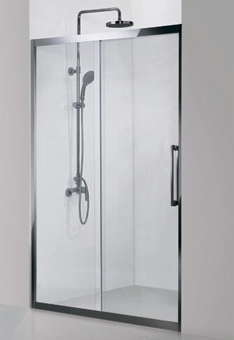 Душевая дверь Aquanet Delta NPE6121 120, прозрачное стекло