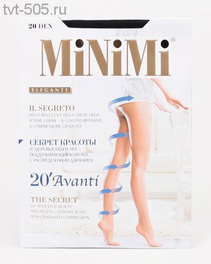 Колготки Minimi 20den elegante Avanti