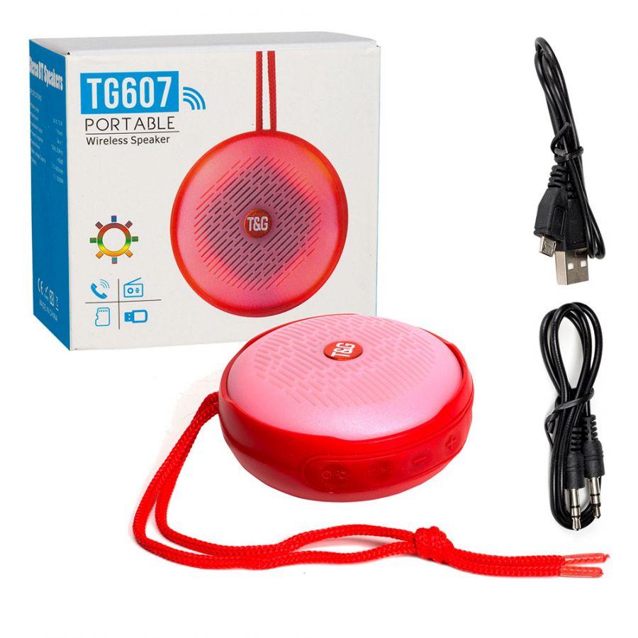 Портативная акустика TG-607