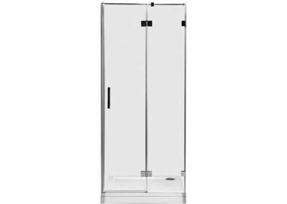 Душевая дверь Aquanet Beta NWD6221 90 L, прозрачное стекло