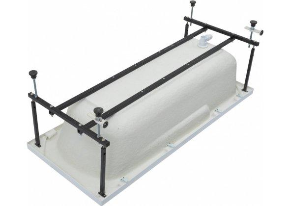 Каркас разборный для акриловой ванны Aquanet Extra 160