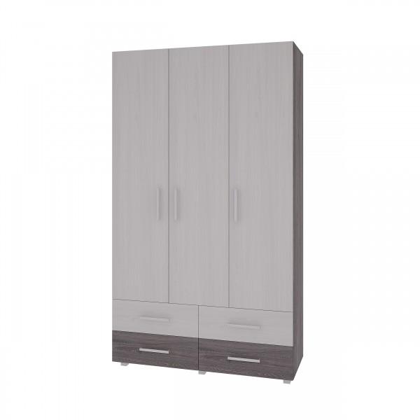 Шкаф 3-х дверный М-12 Орион