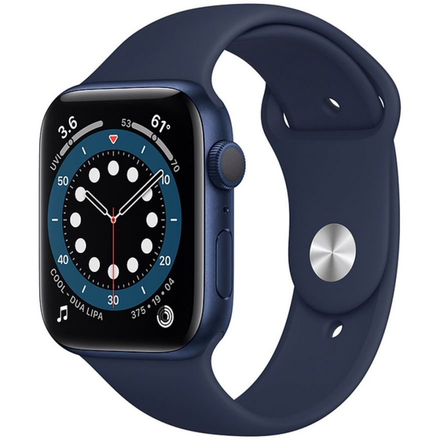 Часы Apple Watch Series 6 GPS 44mm Blue