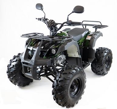 Детский квадроцикл бензиновый Motax ATV Grizlik 7 125 cc