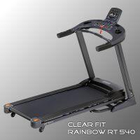 Беговая дорожка CLEAR FIT RAINBOW RT 540