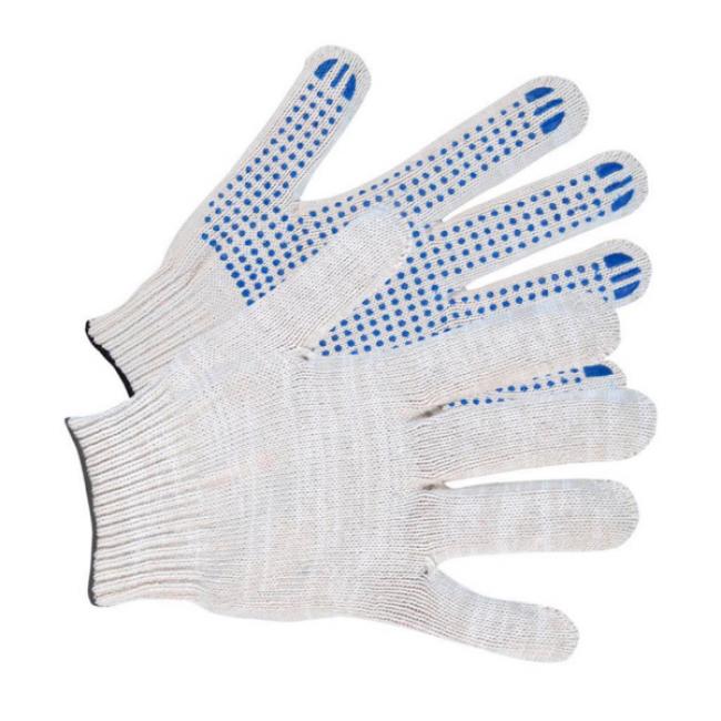 Перчатки ХБ 5 нитей 10 класс