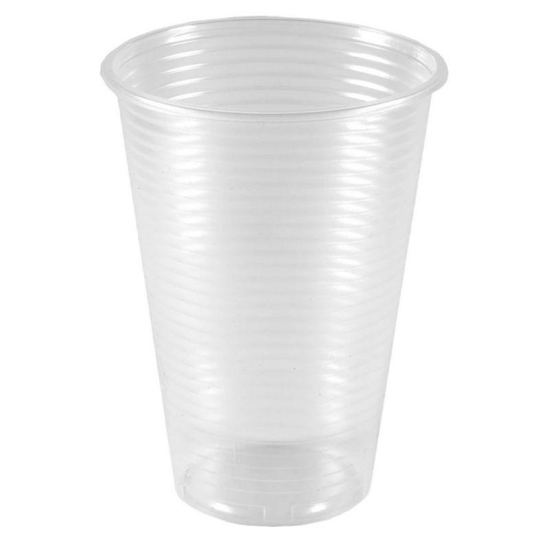 Одноразовые стаканы 200 мл 100 шт