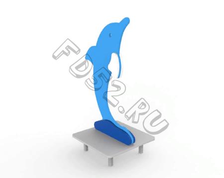 """Кольцеброс """"Дельфин""""522.03"""