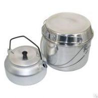 Набор посуды алюминий Helios