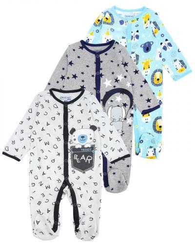 Комбинезон для новорожденных Bonito OP393B