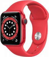 Apple Watch Series 6, 40 мм, (PRODUCT) RED
