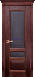 Дверь Аристократ № 3 МАХАГОН