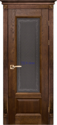 Дверь Аристократ № 4 АНТИЧНЫЙ ОРЕХ