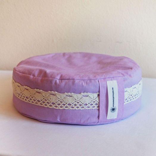 """Круглая подушка для медитации """"Суфле"""""""