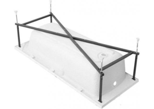 Каркас сварной для акриловой ванны Aquanet WEST 130