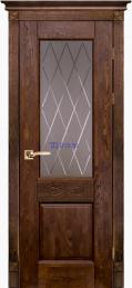 Дверь Классика № 5 АНТИЧНЫЙ ОРЕХ