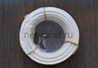 Кабель ПВС 3х1,5 (ГОСТ 7399-97) белый Бухта 50 м