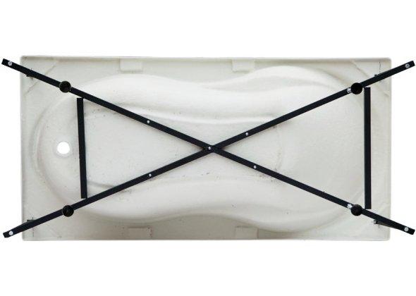 Каркас сварной для акриловой ванны Aquanet Rosa 170x75