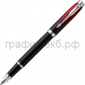 Ручка перьевая Parker IM Premium Red Ignite F SE F320 перо нерж/сталь 2073479