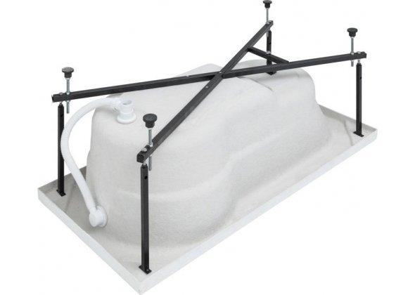 Каркас сварной для акриловой ванны Aquanet LARGO 120