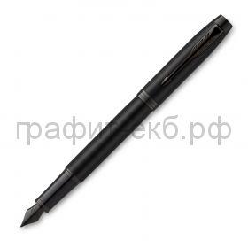 Ручка перьевая Parker IM Achromatic Matt Black 2127741