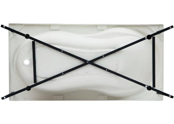 Каркас сварной для акриловой ванны Aquanet Rosa 150x75