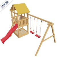 Детская деревянная площадка Самсон 3-й Элемент