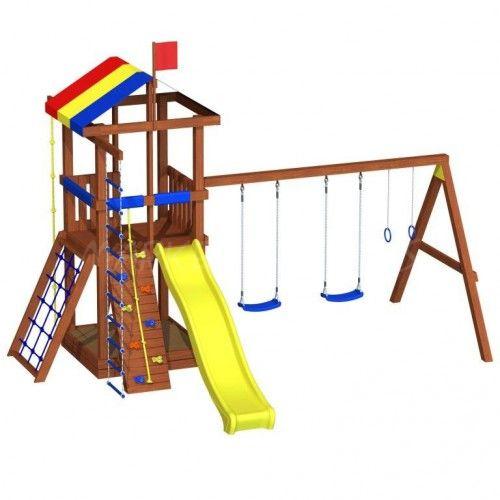 Детский городок NorthWood Джунгли 5