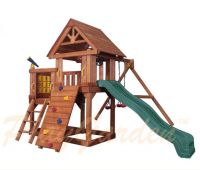 Игровая площадка Playgarden Green Hill с балконом
