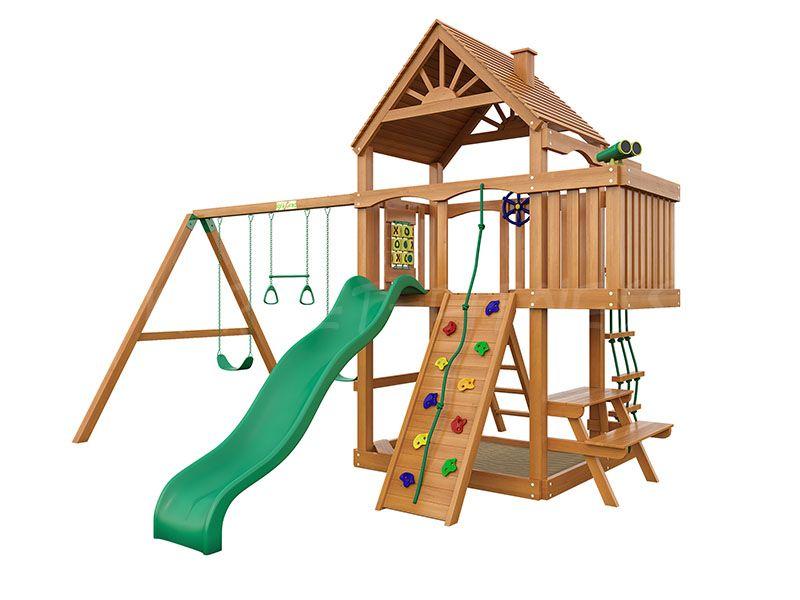 Деревянная детская площадка IgraGrad Шато (дерево)