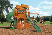 Детский игровой комплекс Solowave Design Замок Шелби