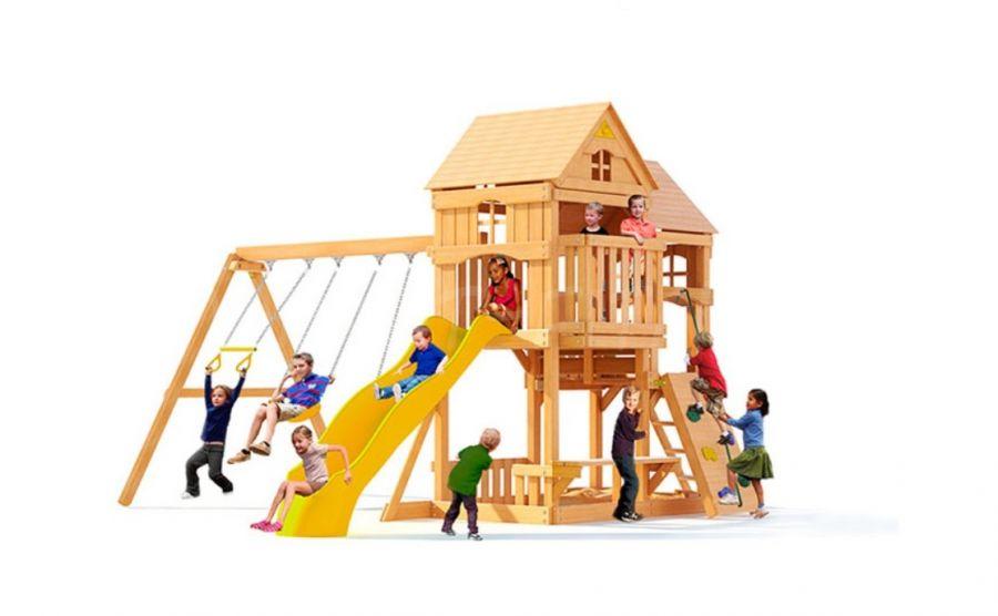Детский игровой комплекс DreamWood Панорама