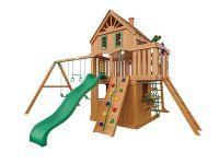 Деревянная детская площадка IgraGrad Навигатор 2