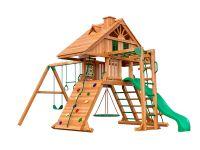 Деревянная детская площадка IgraGrad Крепость Фани с рукоходом (домик)