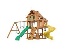Деревянная детская площадка IgraGrad Шато Sun (домик)