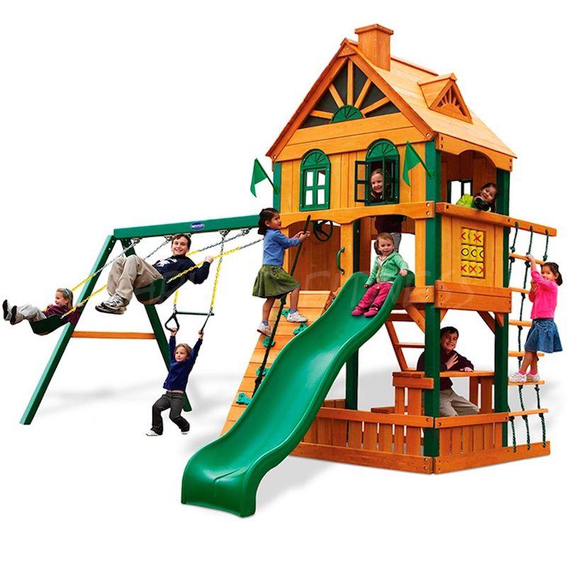 Детская игровая площадка PlayNation Солнечный луч