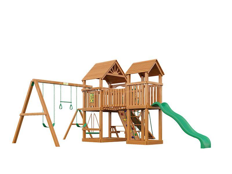 Деревянная детская площадка IgraGrad Моряк (дерево)