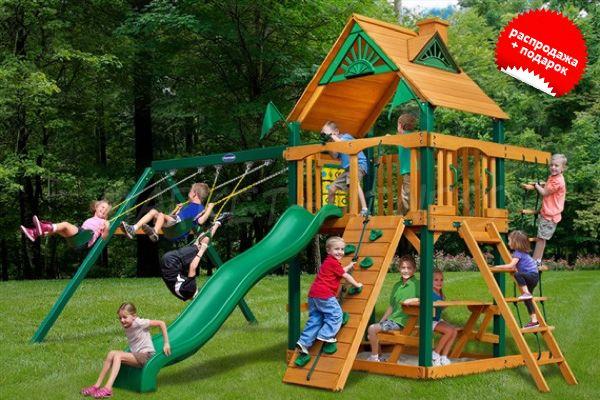 Детская игровая площадка PlayNation Рассвет