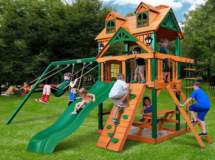 Детская площадка PlayNation Рассвет Ривьера