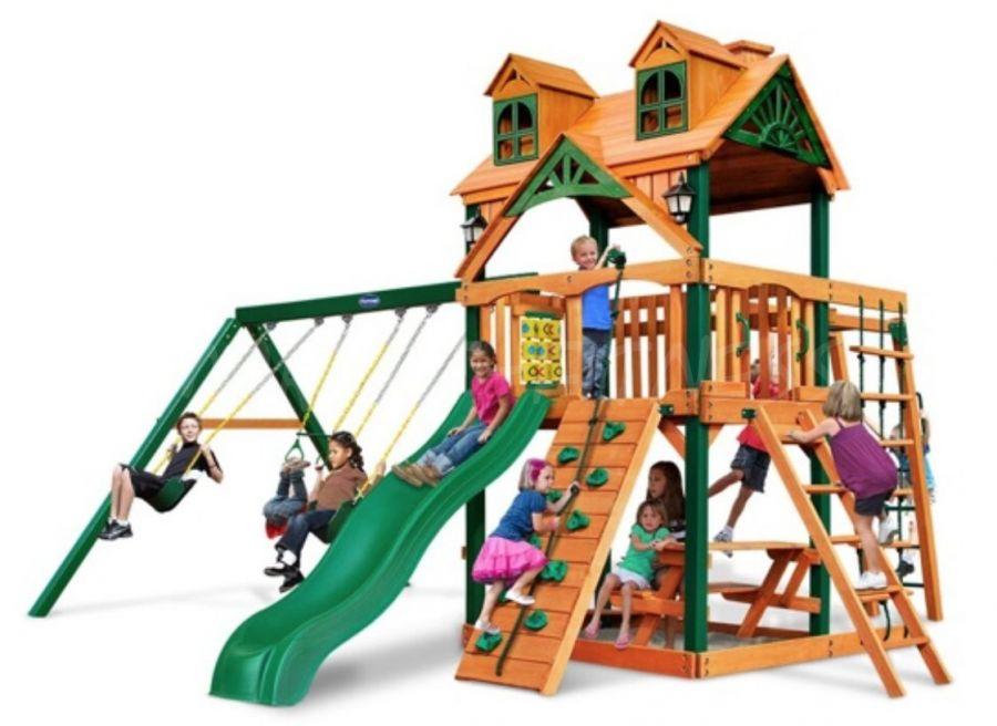 Детская площадка PlayNation Рассвет Ривьера с рукоходом