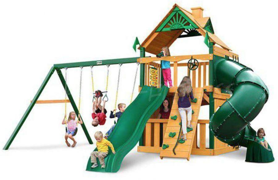 Детская площадка PlayNation Альпинист Клабхауз