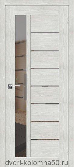 Порта 27 Bianco Veralinga/Mirox Grey ЭКО