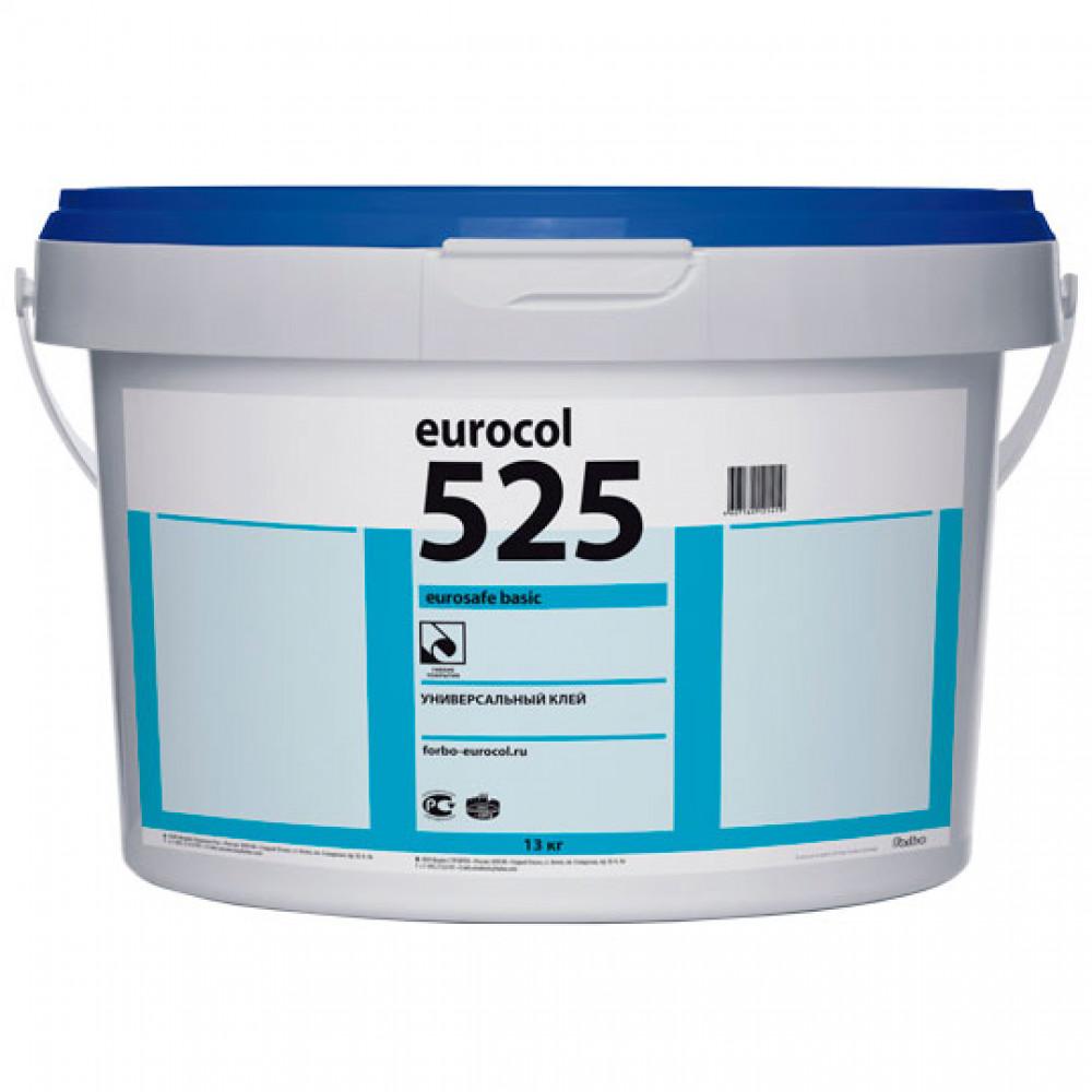 Клей для напольных покрытий Forbo, коллекция 525, «525 Eurostar Basic 13кг (Универсальный)»