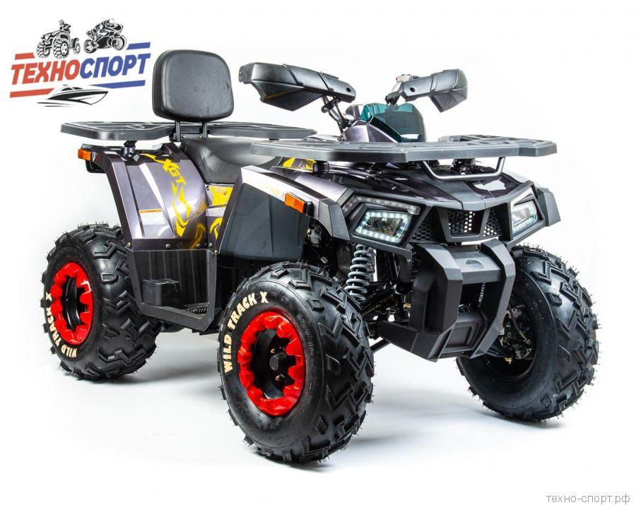 Motoland 200 WILD TRACK X