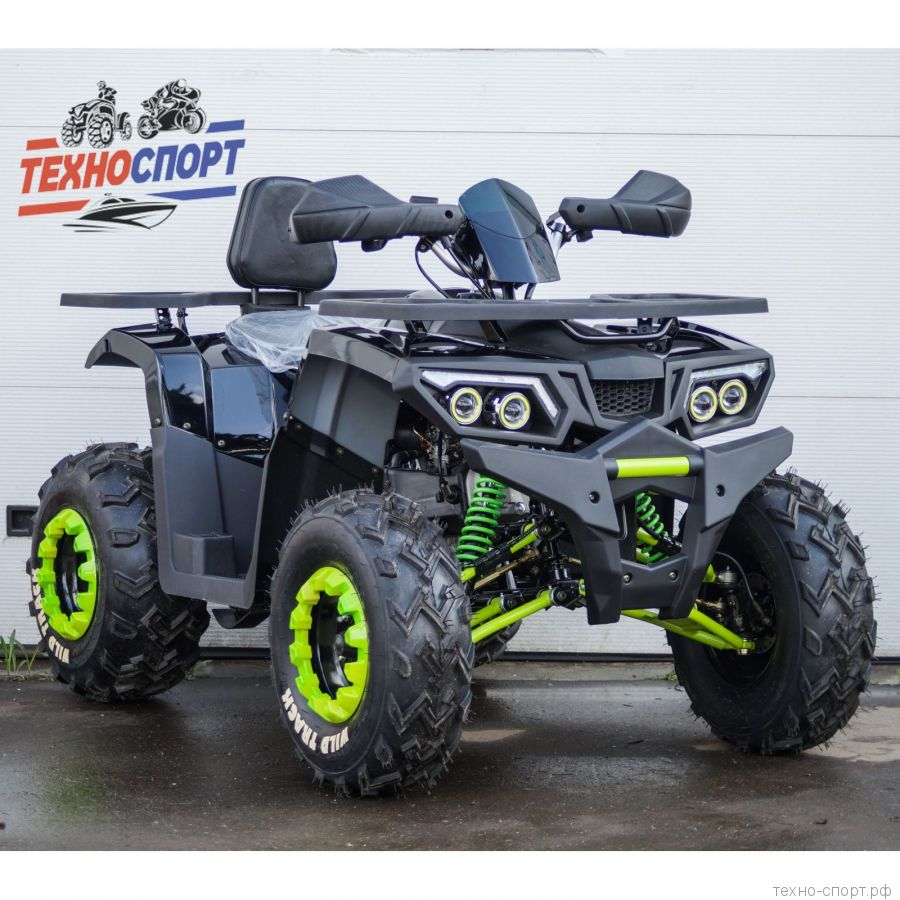Motoland 200 WILD TRACK LUX A
