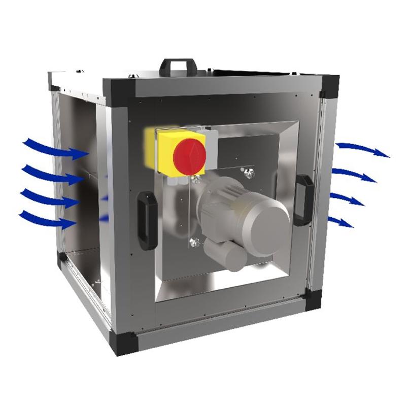 Кухонный вентилятор MUB/T-S 025 315D2 IE2