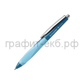Ручка шариковая Schneider Slider Haptify бирюзовый 135313