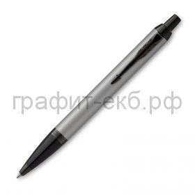 Ручка шариковая Parker IM Achromatic матовый серый 2127752